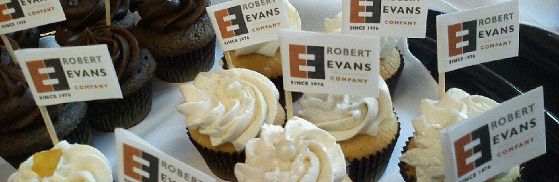 Robert Evans cupcaks